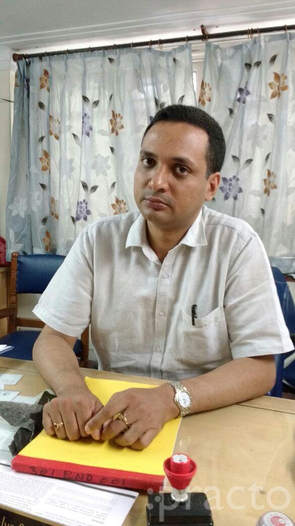 Dr. Debmalya Sanyal - Diabetologist