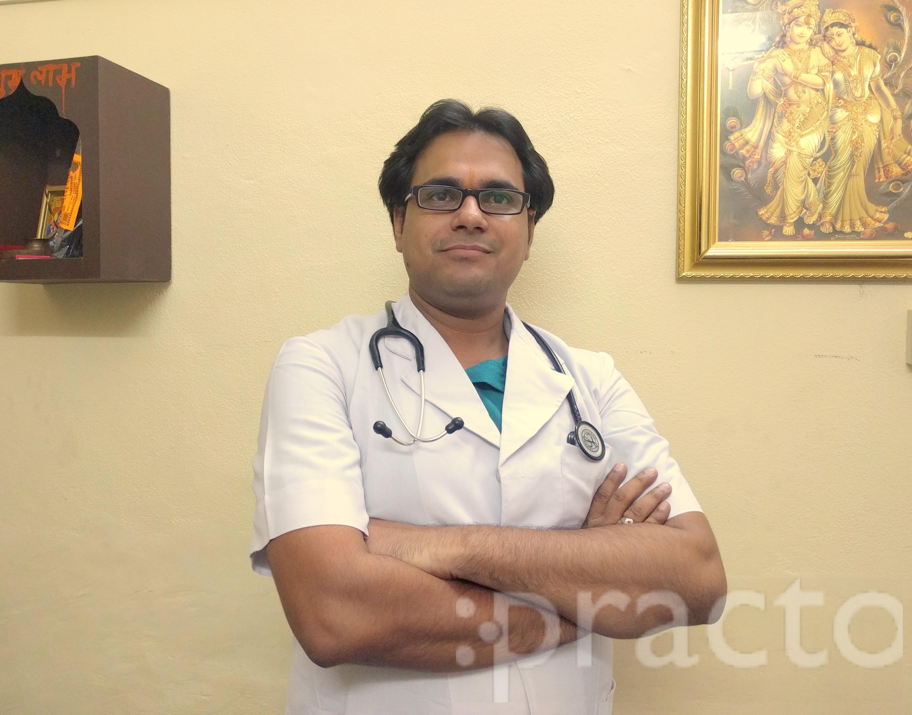 Dr. Deepak Agrawal - General Physician