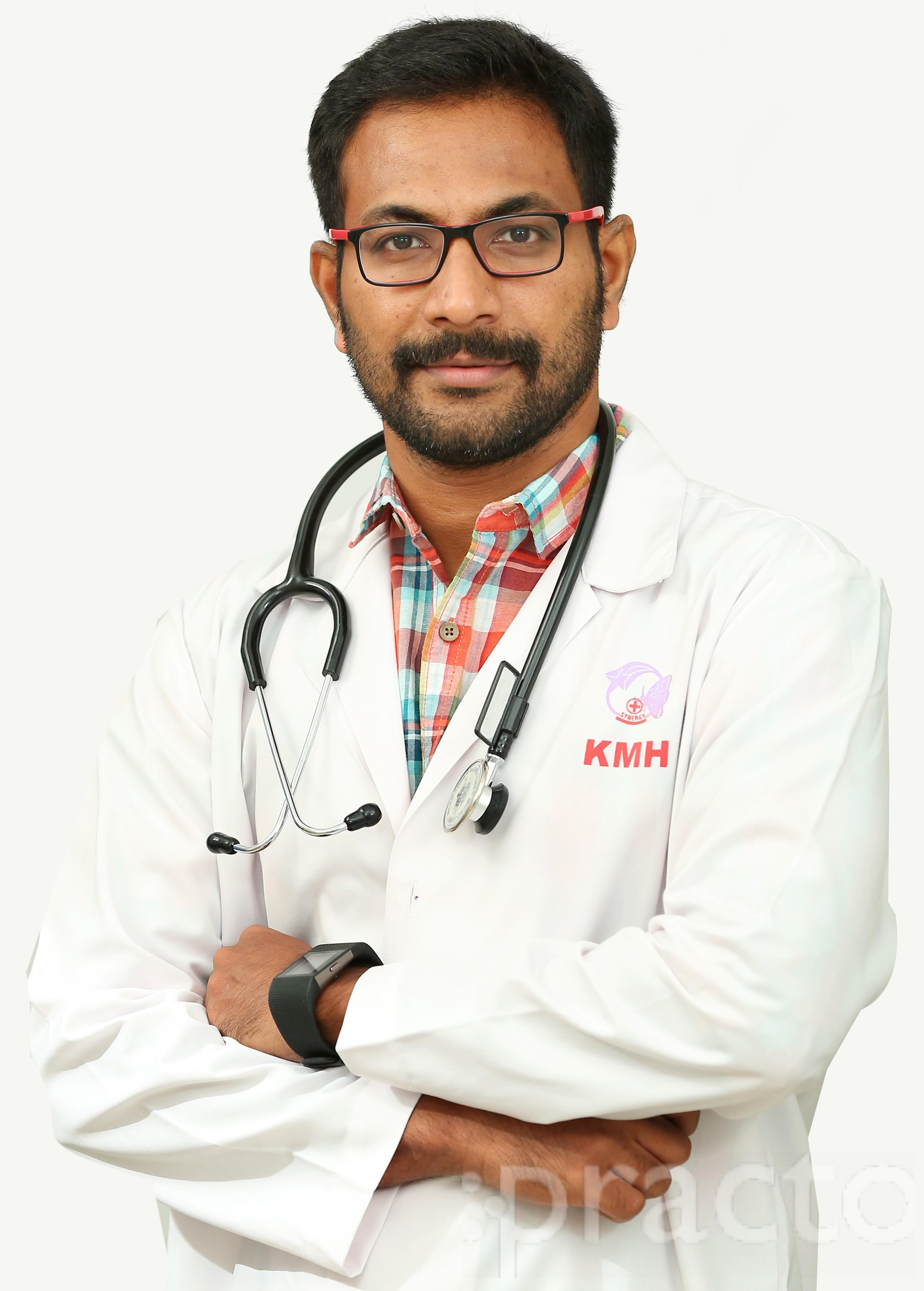 Dr. Deepak Kumar - Orthopedist