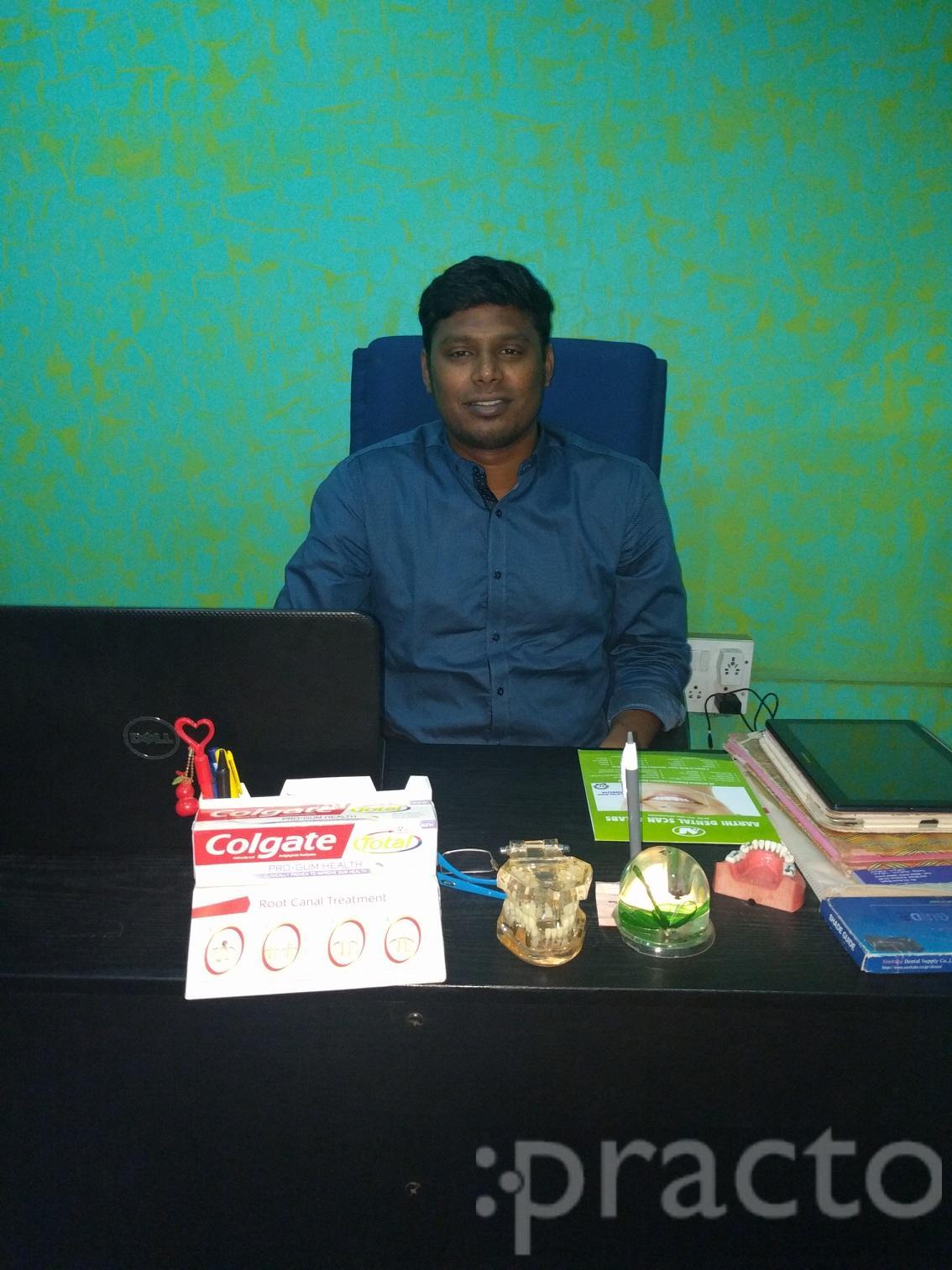 Dr. Deepak Raj - Dentist