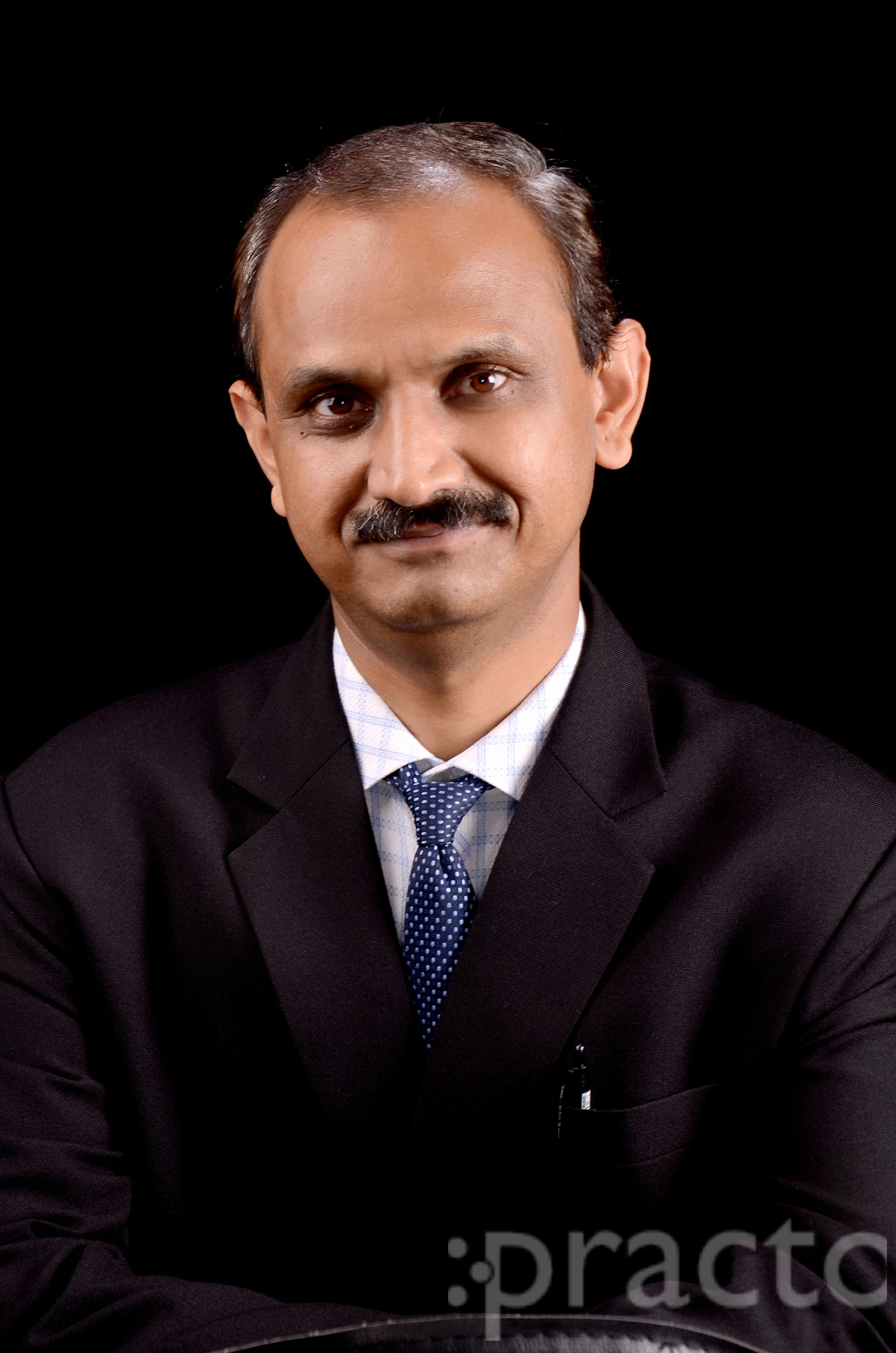 Dr. Deepak Shinde - Cardiologist