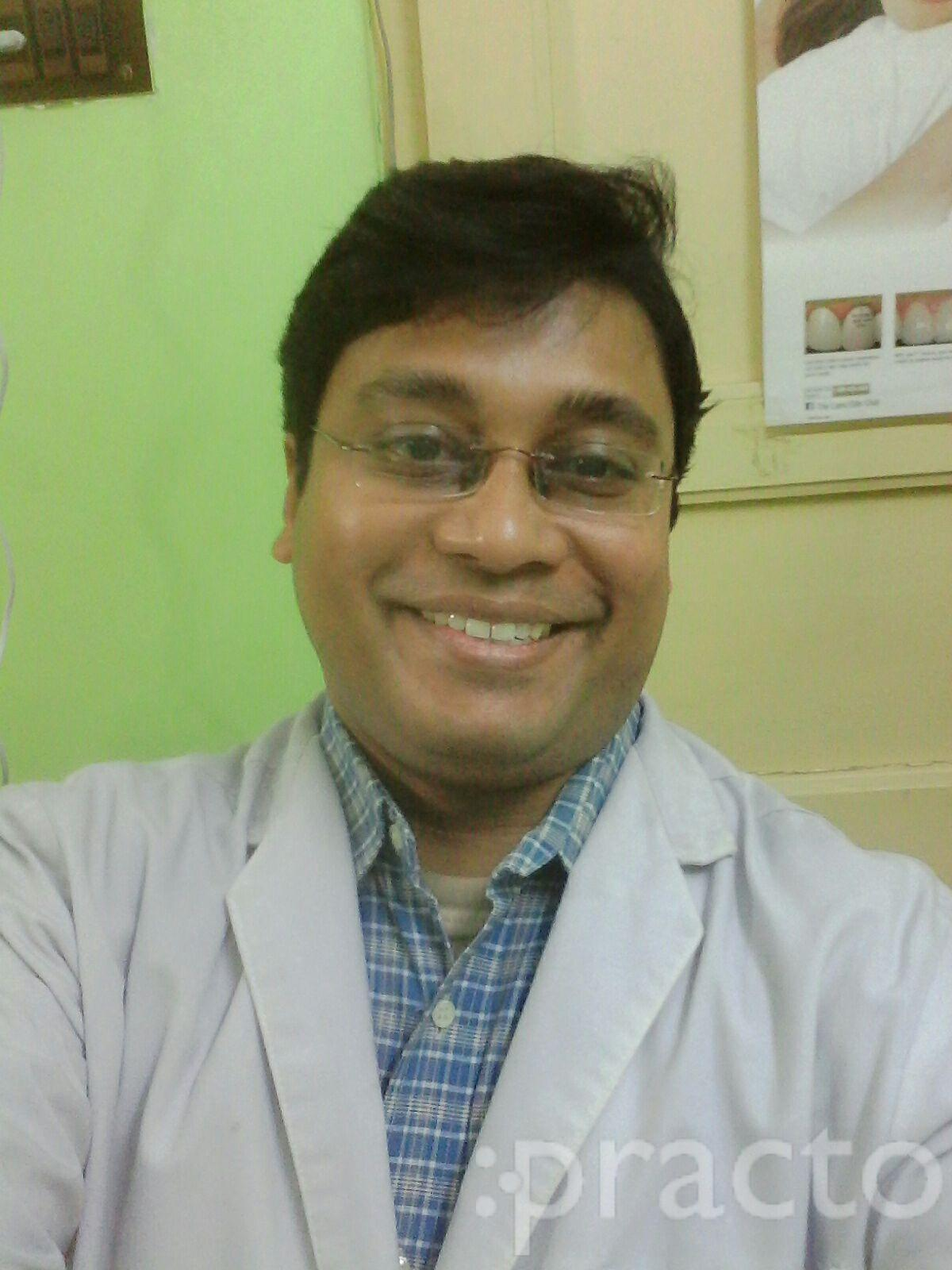 Dr. Deepan Chandra - Dentist