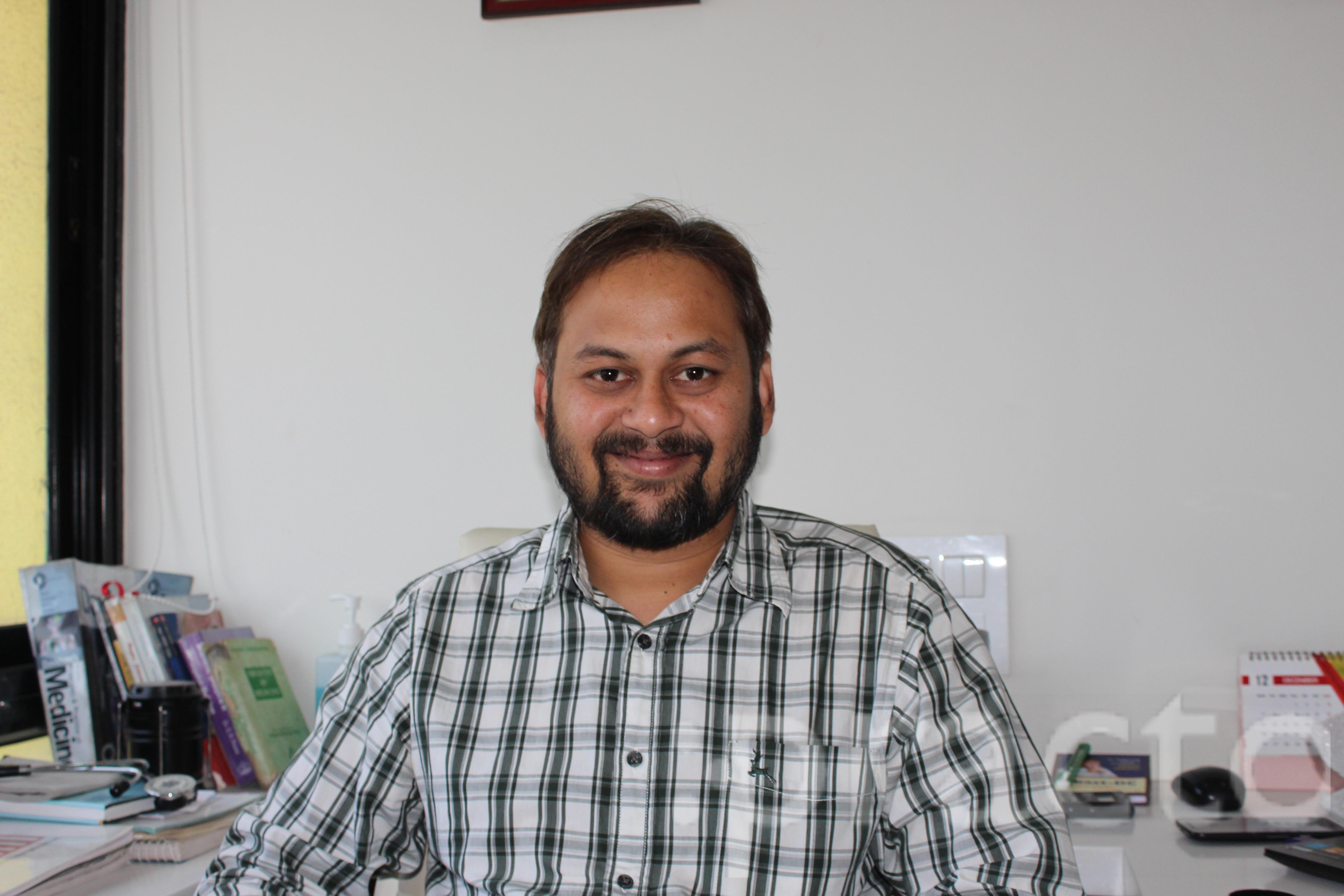 Dr. Deepesh Gaikwad - Homeopath