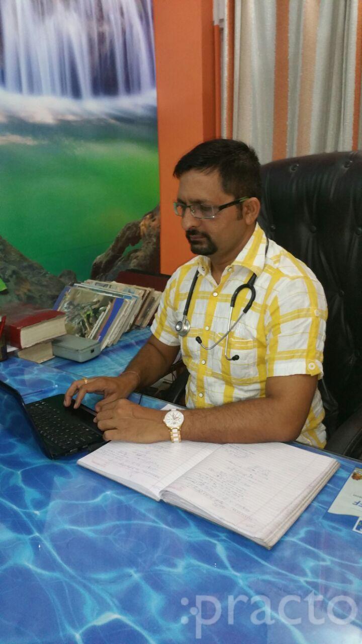 Dr. Deepesh Yadav - Homeopath