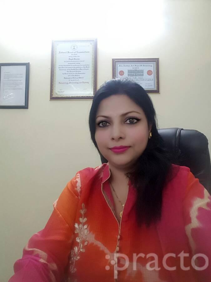 Dr. Deepti Saxena - Dermatologist
