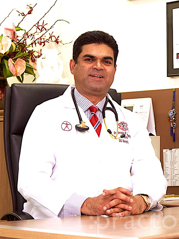 Dr. Deepu Rajkamal Selvaraj - Gastroenterologist