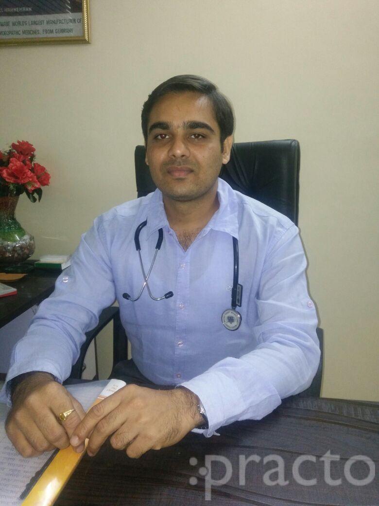 Dr. Devendra A Ekhande - Homeopath