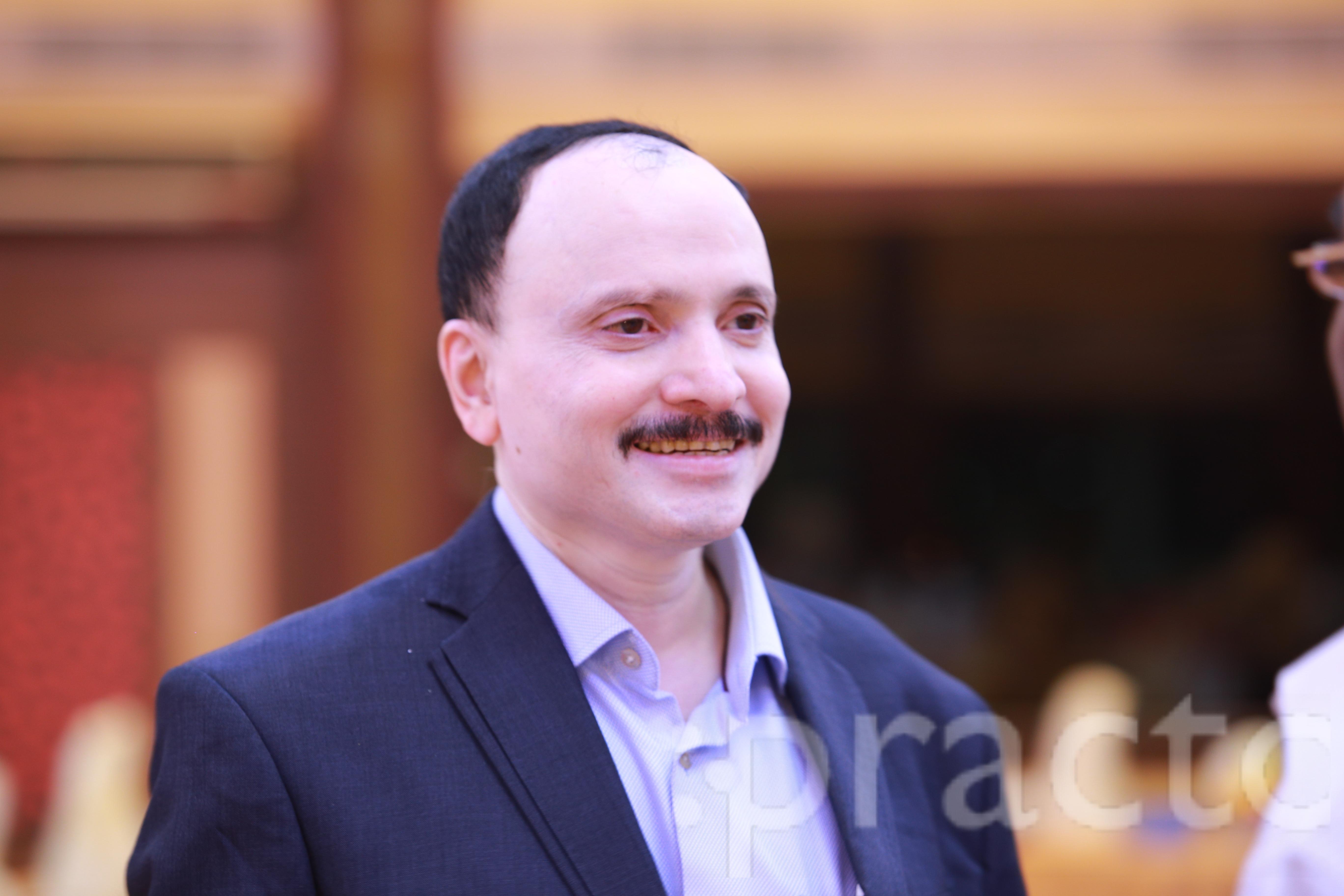 Dr. Dhanraj - Pediatrician