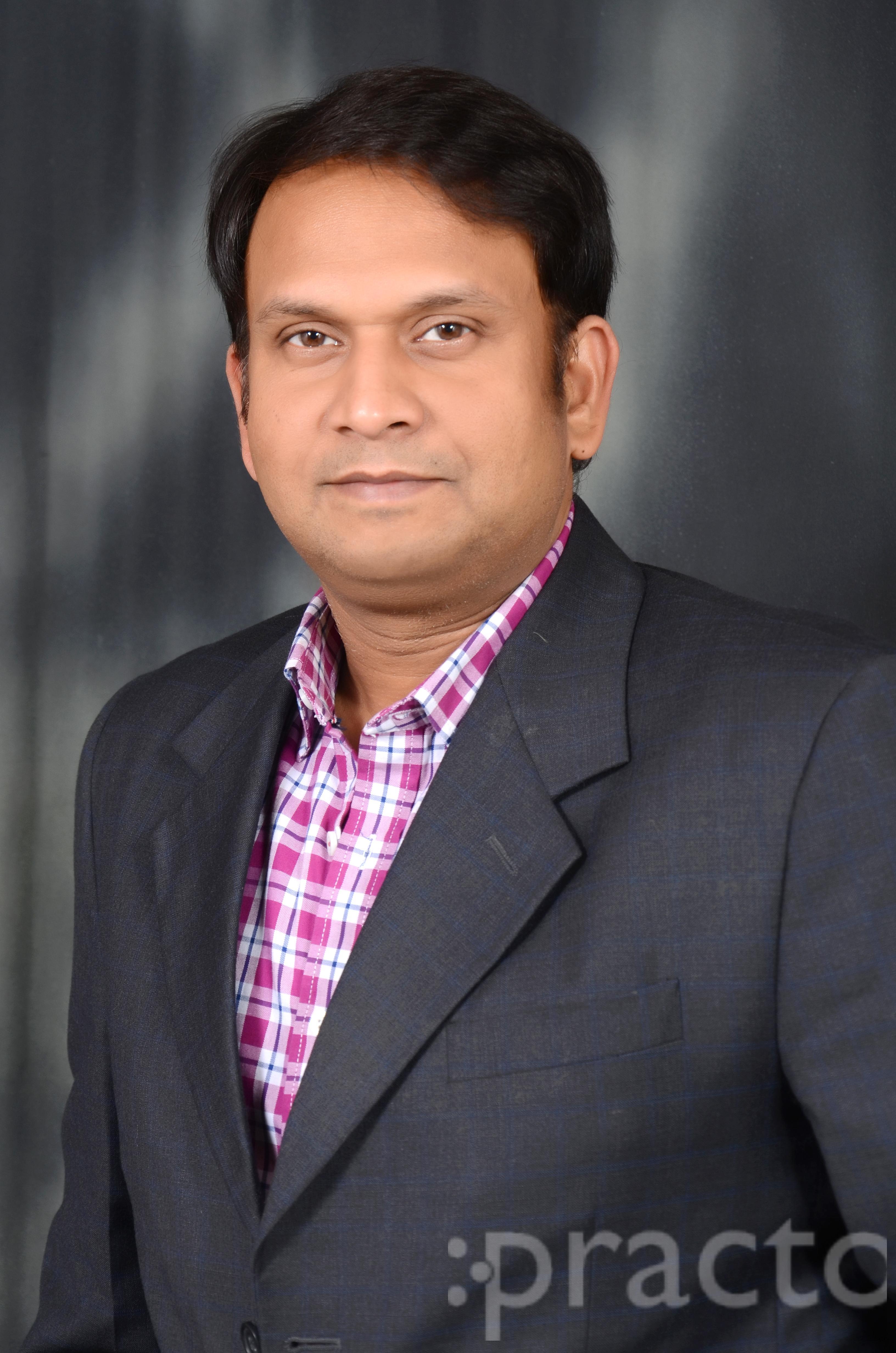 Dr. Dharmendra Chaudhary - Radiologist