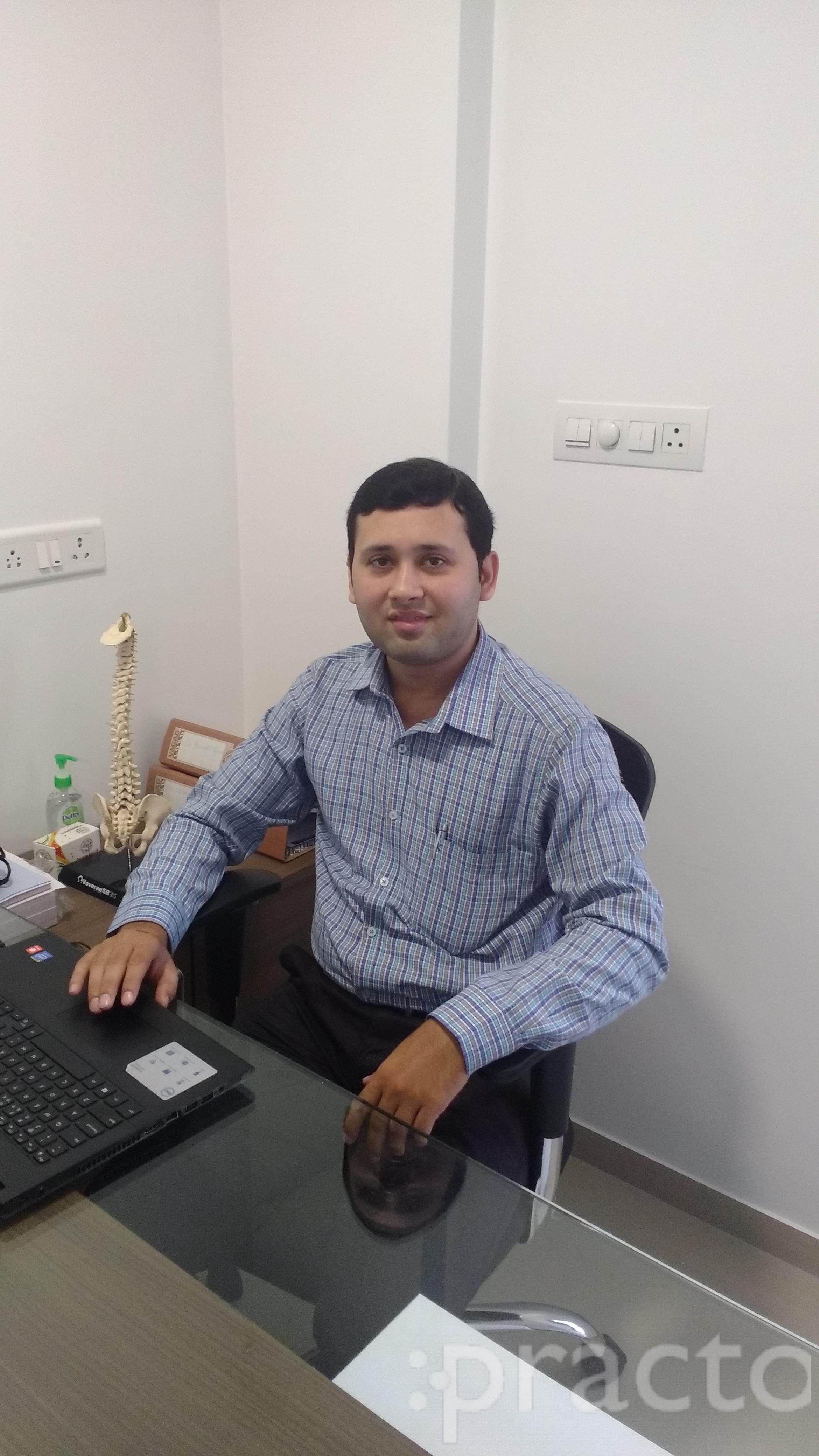 Dr. Dharmesh Solanki (PT) - Physiotherapist