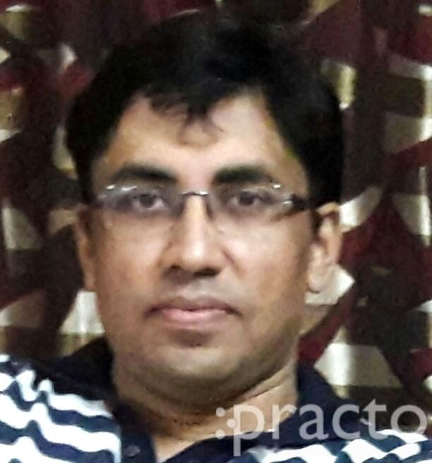 Dr. Dheeraj K Bramhabhatt - Dentist