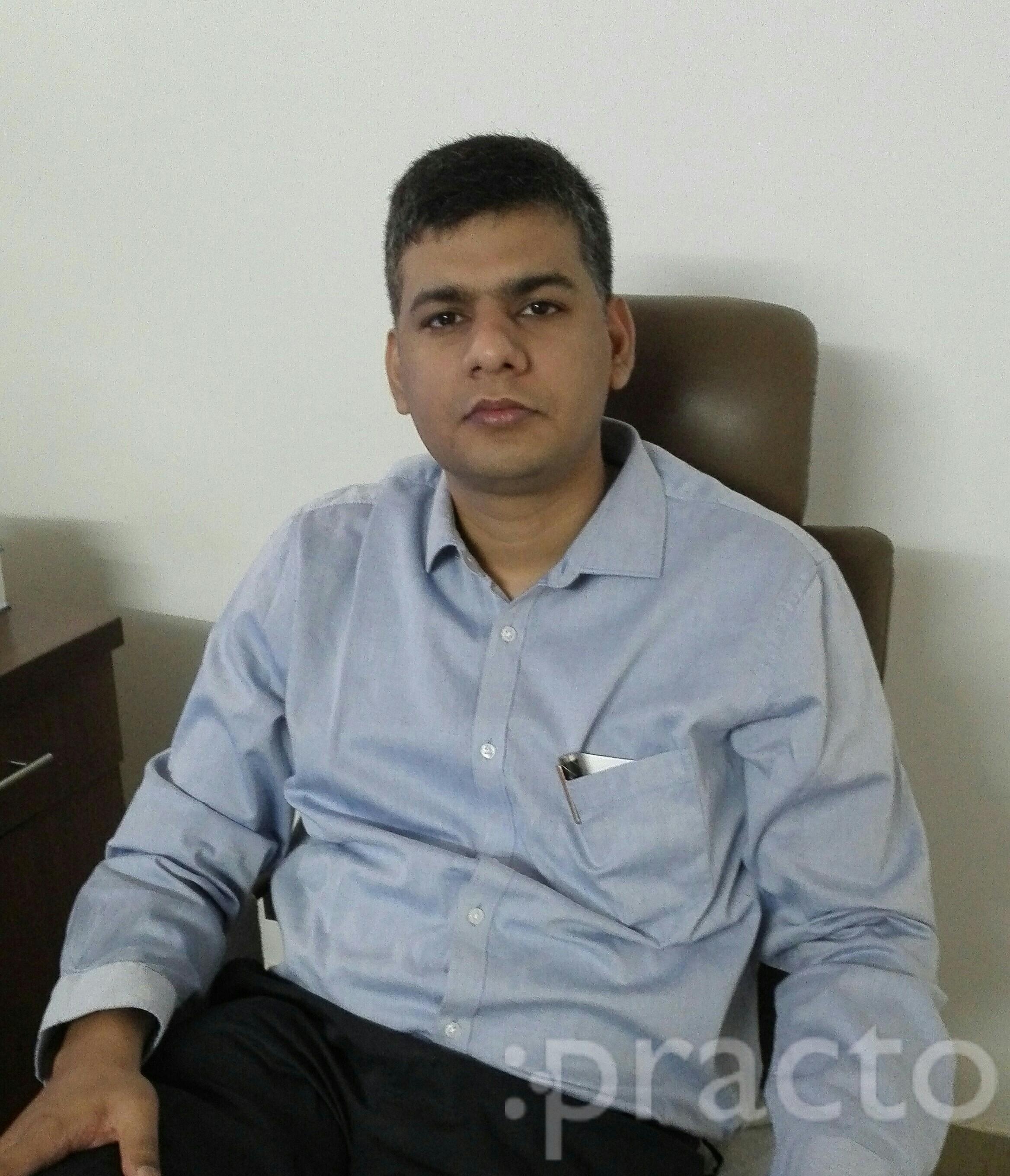 Dr. Dheeraj Rai - Neurologist