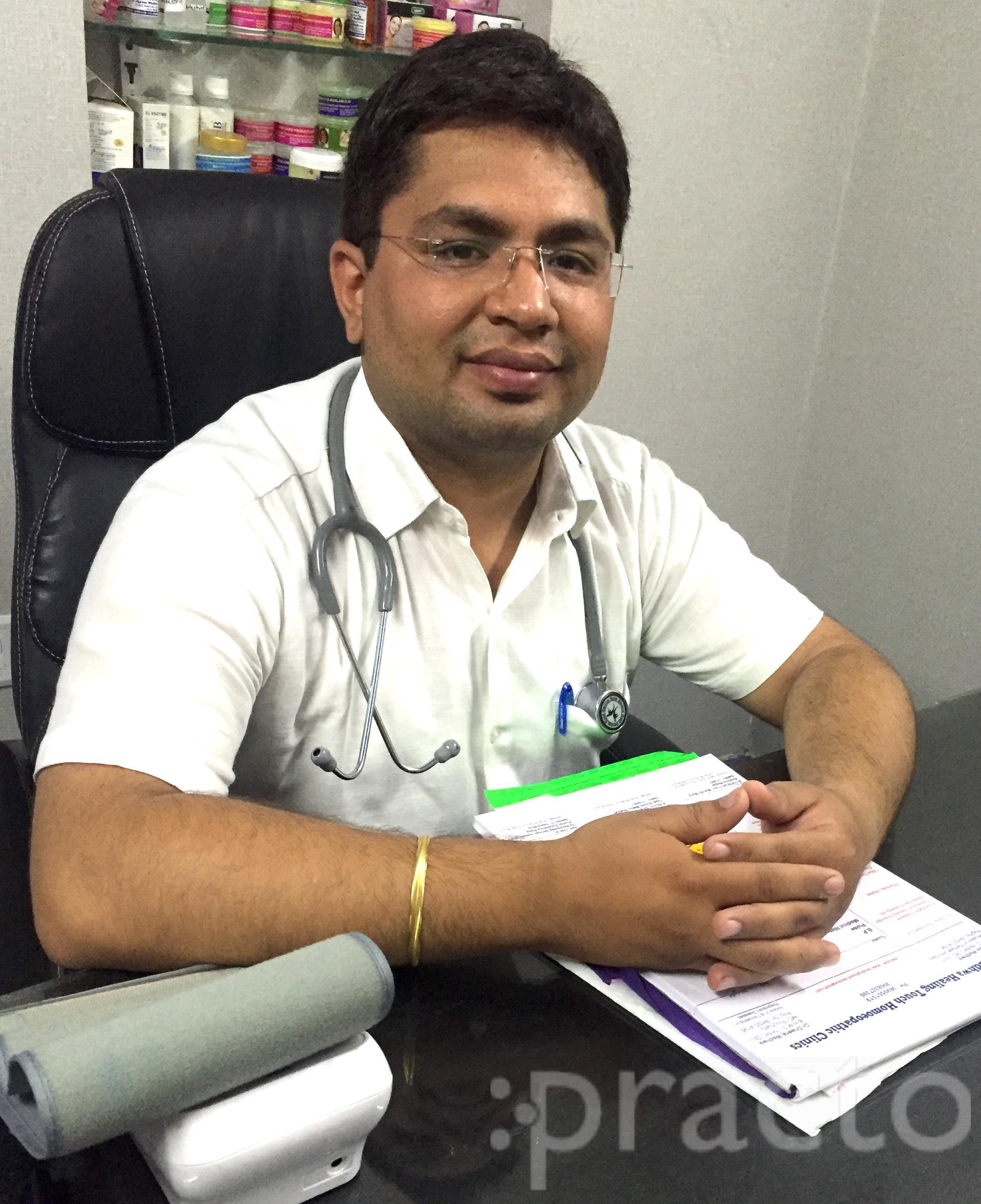 Dr. Dheeraj Wadhwa - Homeopath