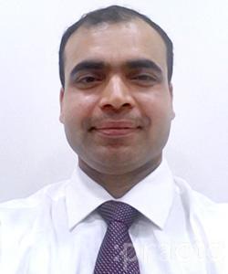 Dr. Dhruv K. Singh - Diabetologist