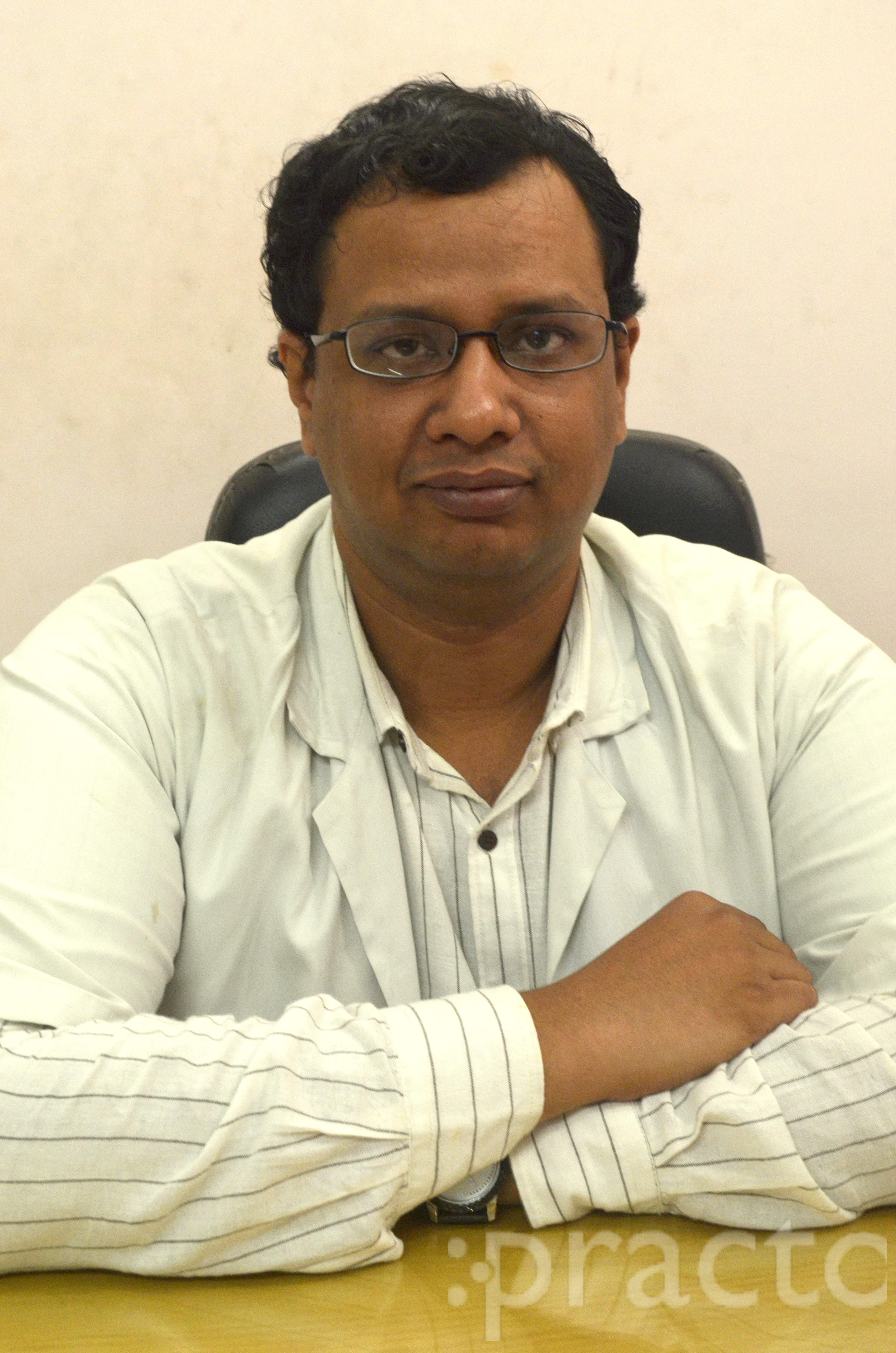Dr. Dibyatanu Majumdar - Dentist