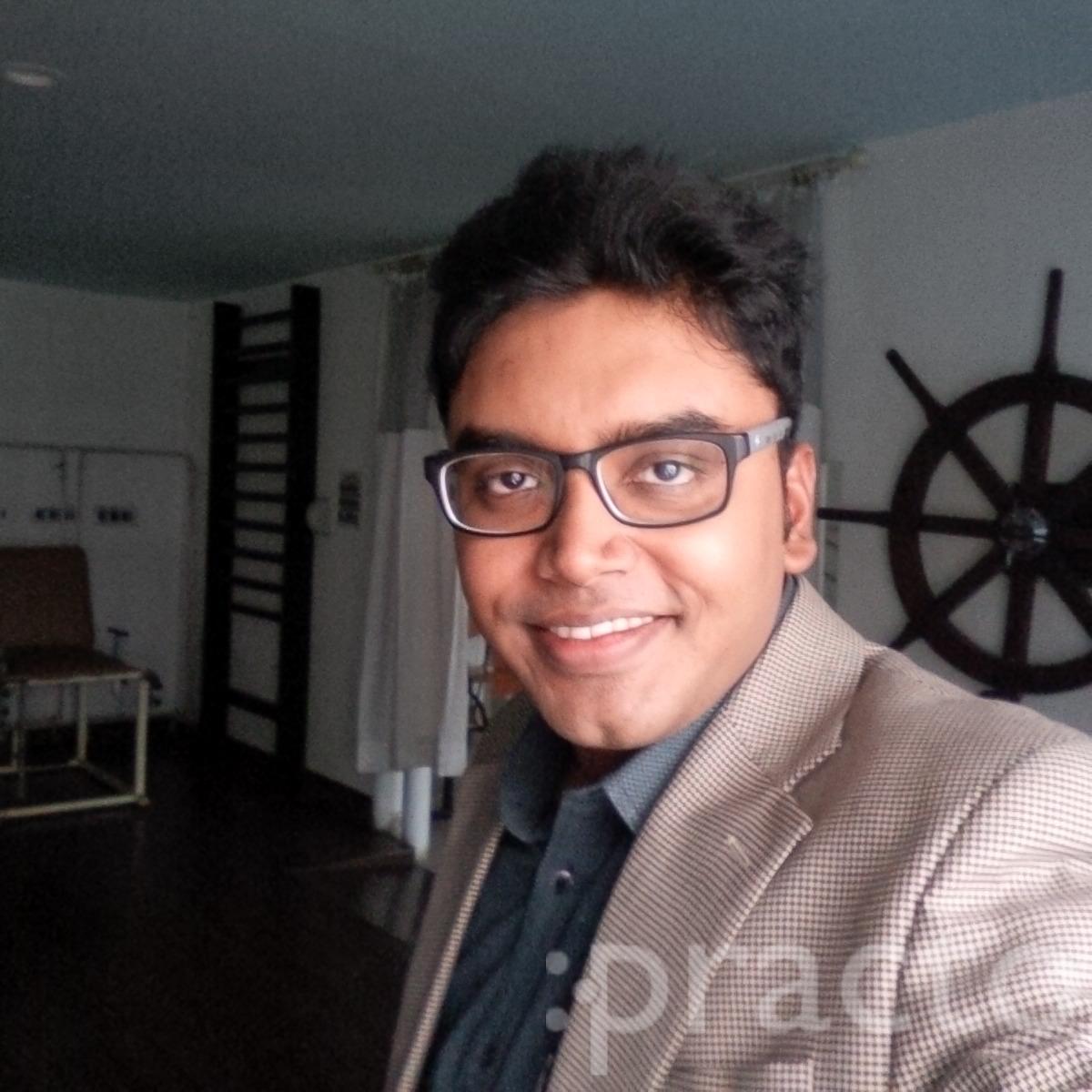 Dr. Dibyendu Roy - Physiotherapist