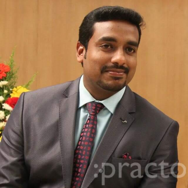 Dr. Diljith Rishi - Dentist