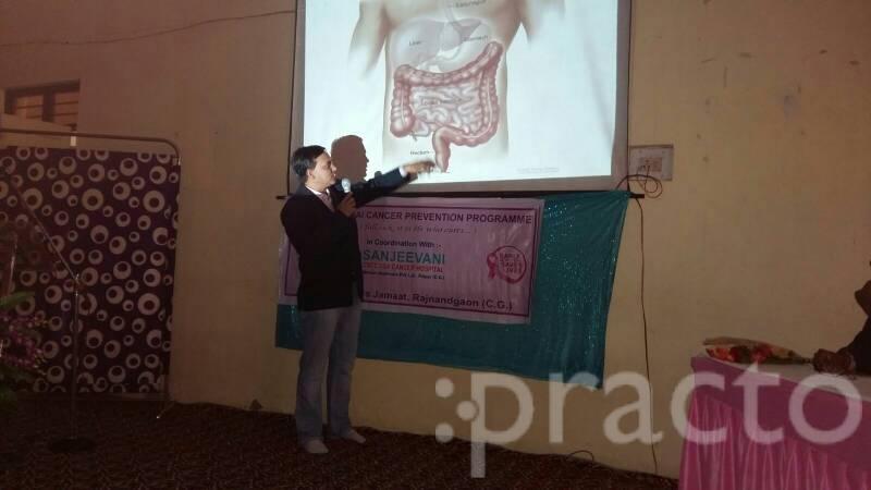Dr. Dipak Purohit - Gastroenterologist