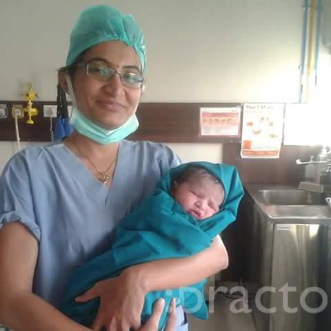 Dr. Dipali Patel - Gynecologist/Obstetrician