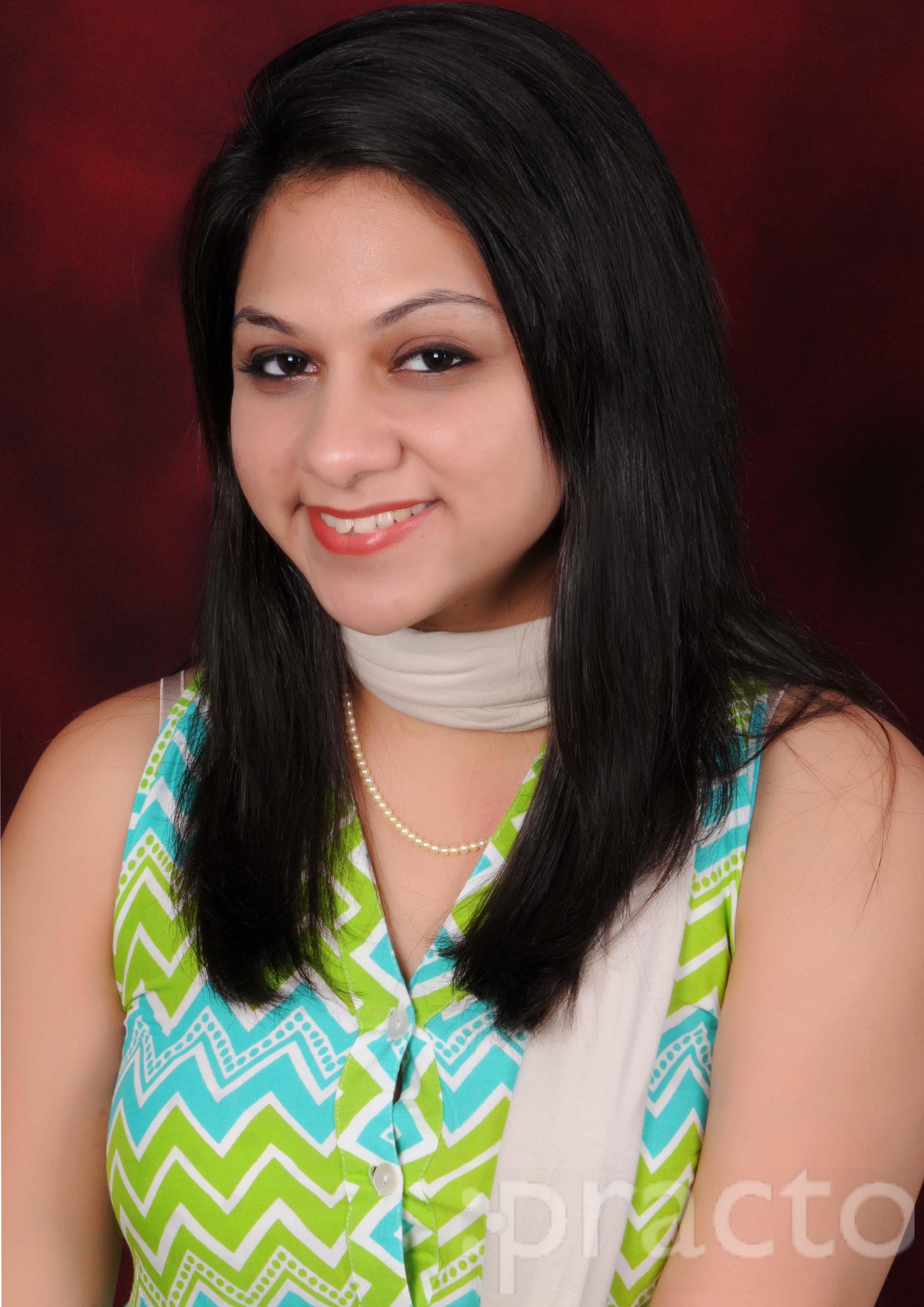 Dr. Disha Prabhu - Dentist