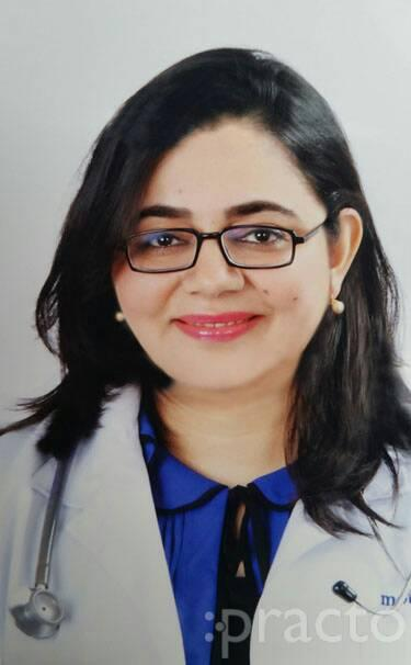 Dr. Disha Sridhar - Gynecologist/Obstetrician