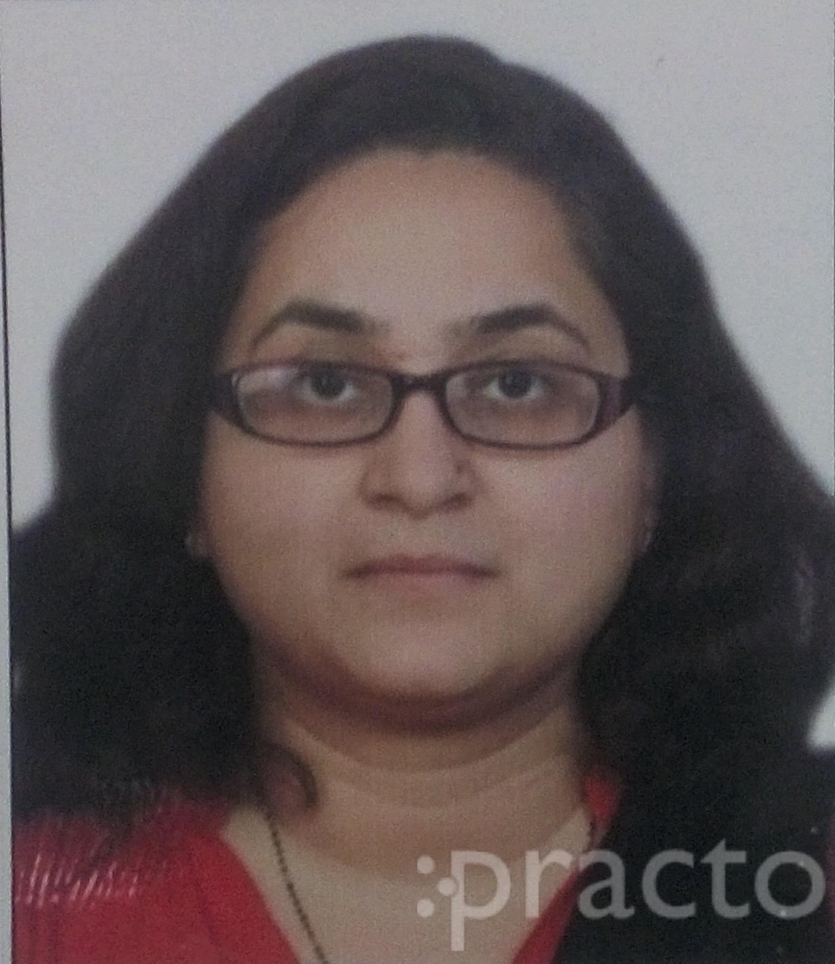 Dr. Divya Dwivedi - Pediatrician