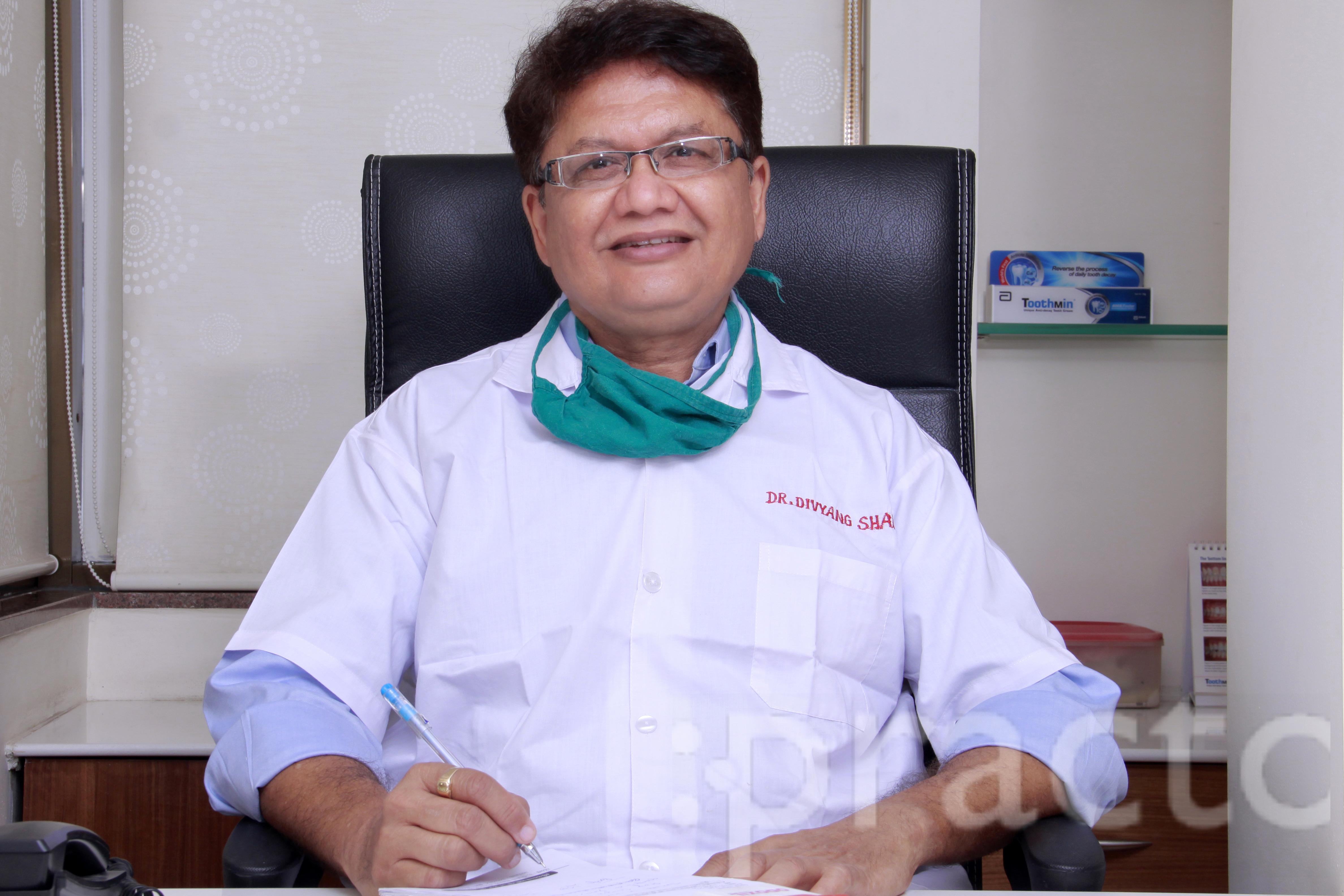 Dr. Divyang R. Shah - Dentist