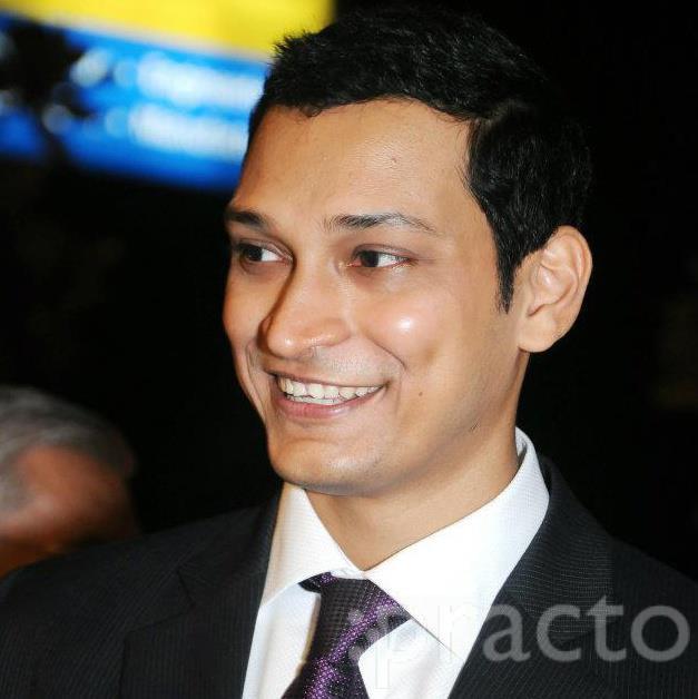 Dr. Dnyanesh Lad - Orthopedist