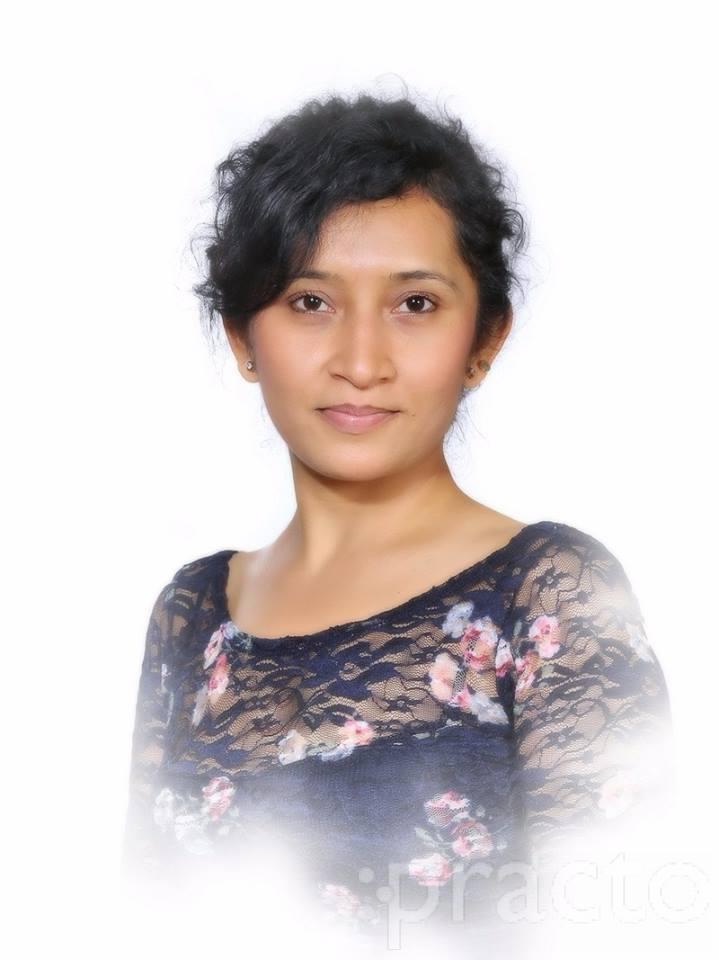 Dr. Drashti Shah - Physiotherapist