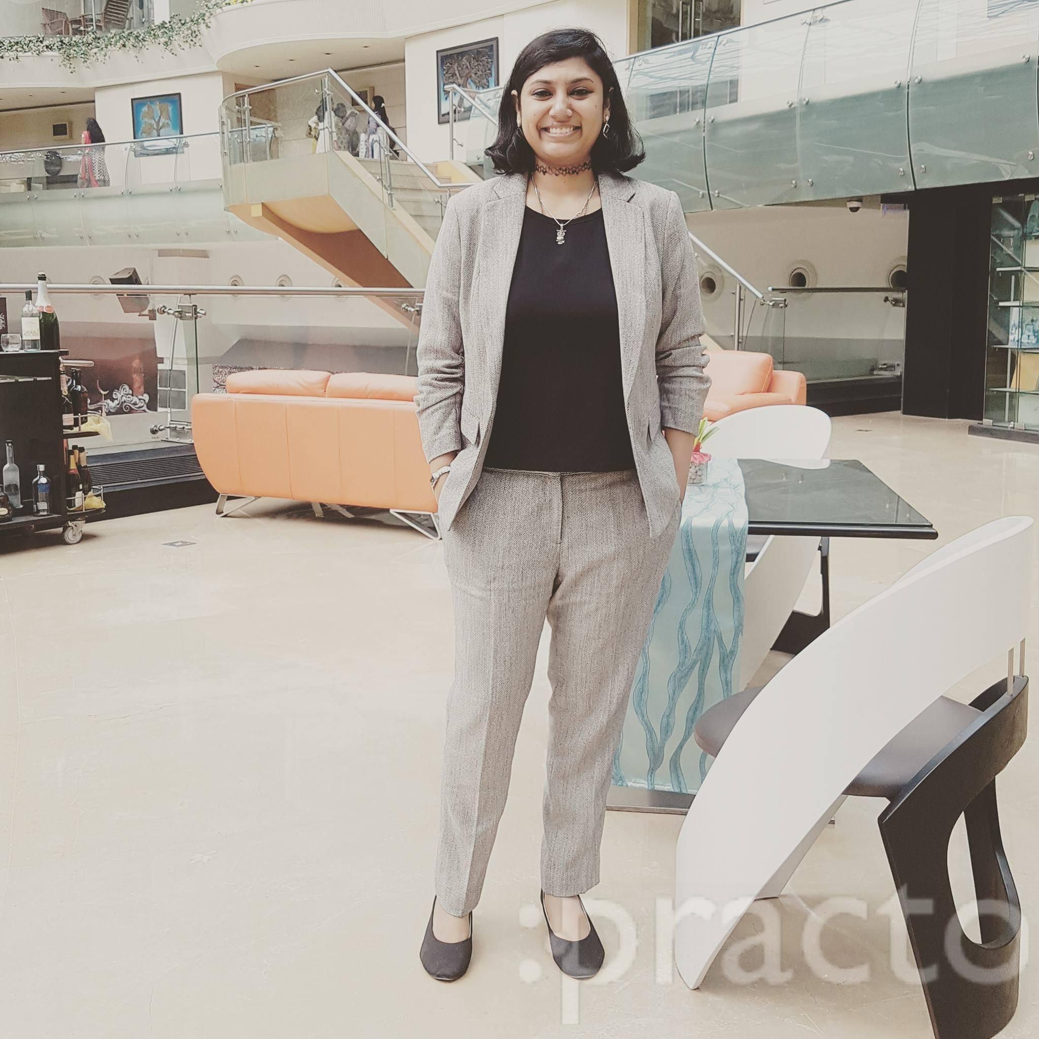 Ms. Akshita Aggarwal - Dietitian/Nutritionist