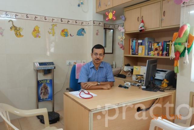 Dr. E. Mahender - Pediatrician