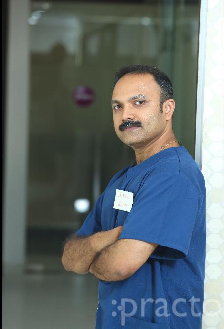 Dr. Eldo Koshy - Dentist
