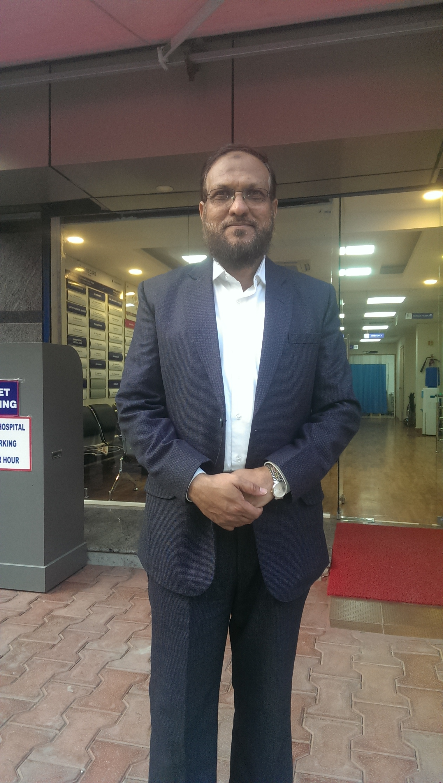 Dr. Faiyaz Ali - Internal Medicine