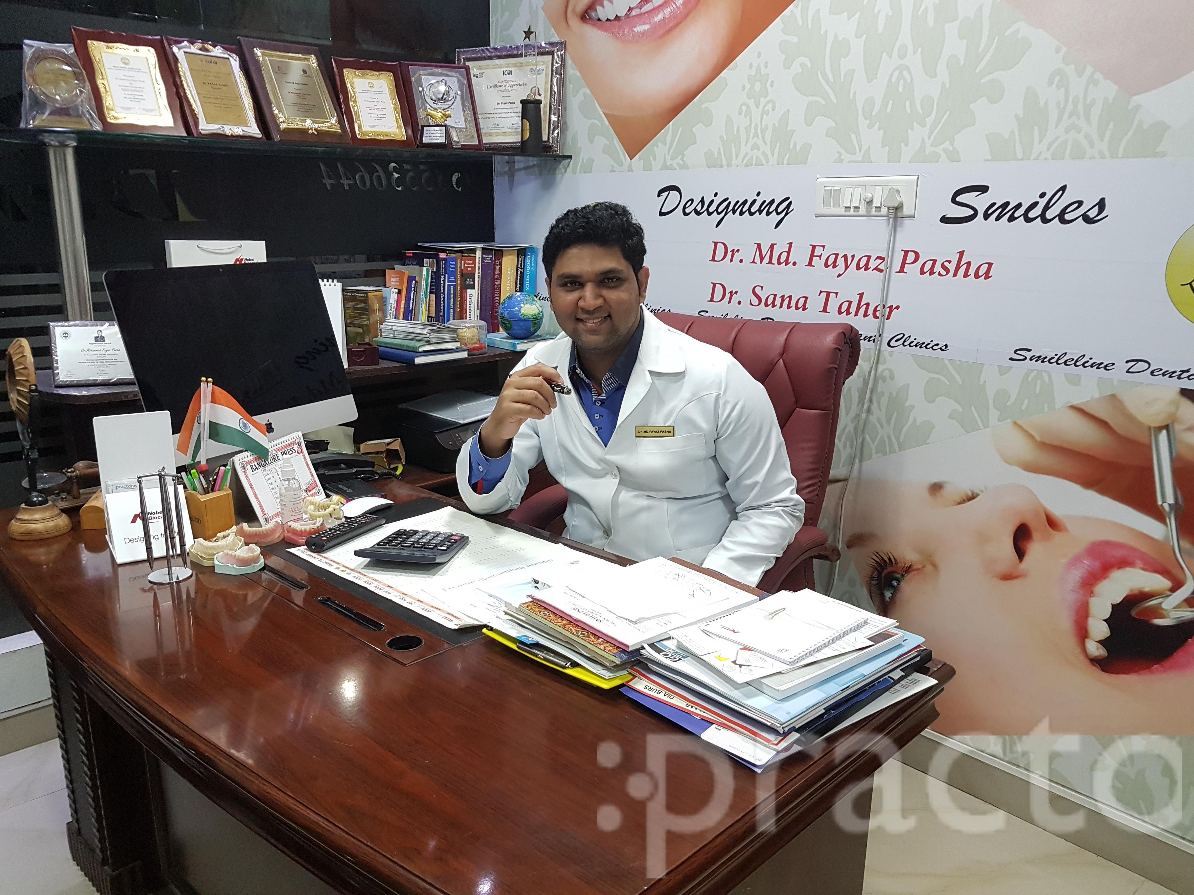 Dr. Fayaz Pasha - Dentist