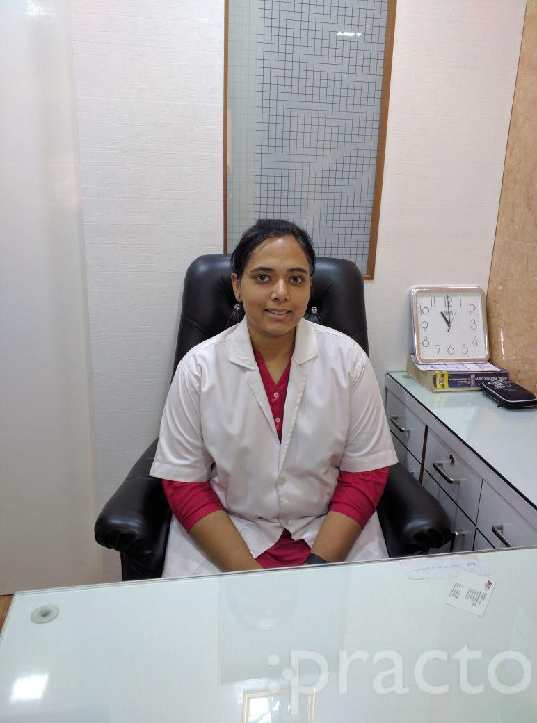 Dr. Fredella Vaz Dsilva - Dentist