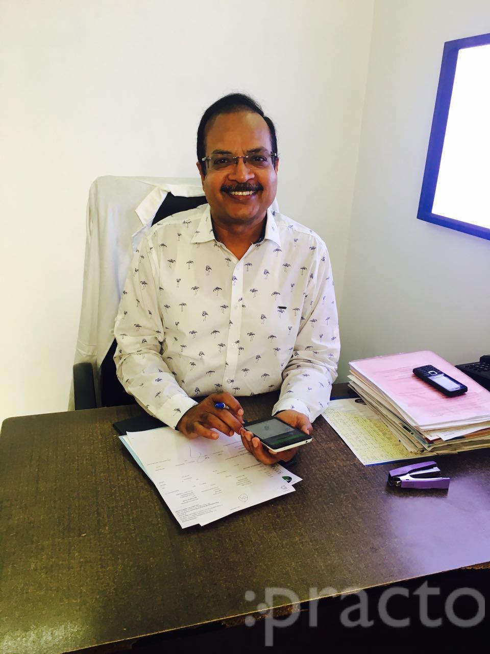Dr. G P Pathak - Orthopedist