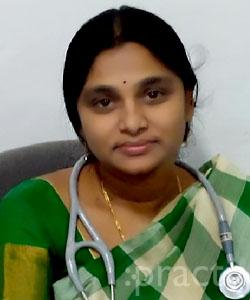 Dr. G Santhi Vardhani - General Surgeon