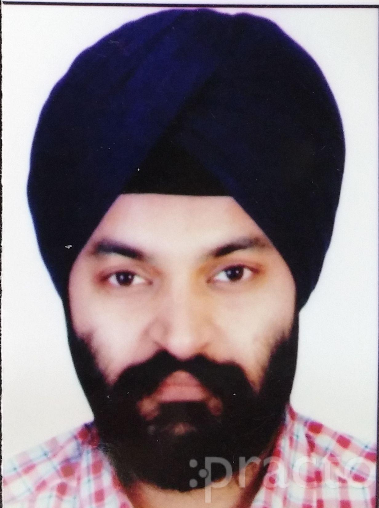 Dr. Gagandeep Singh Gujral - Dentist