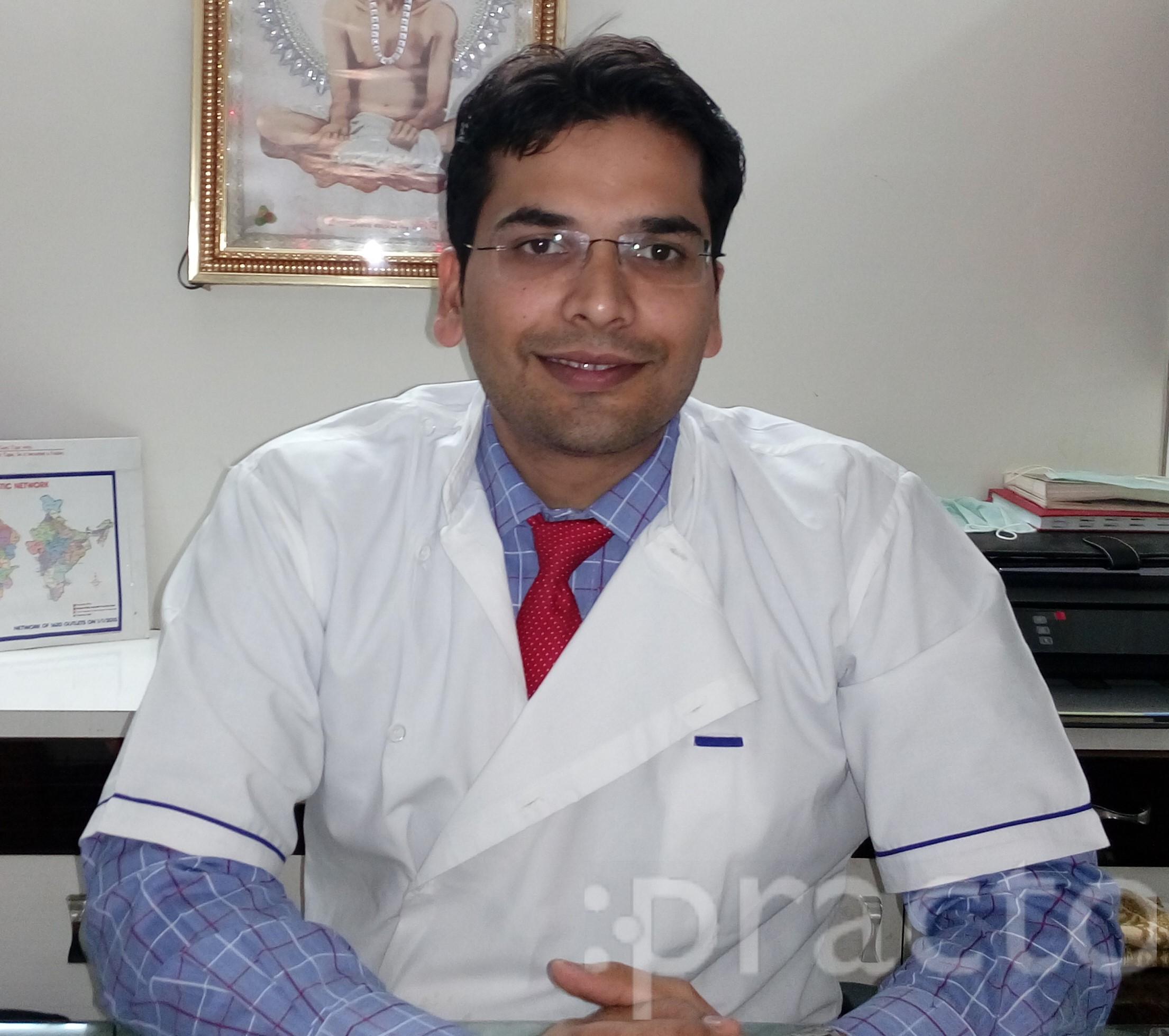 Dr. Gajanan Agrawal - Dentist