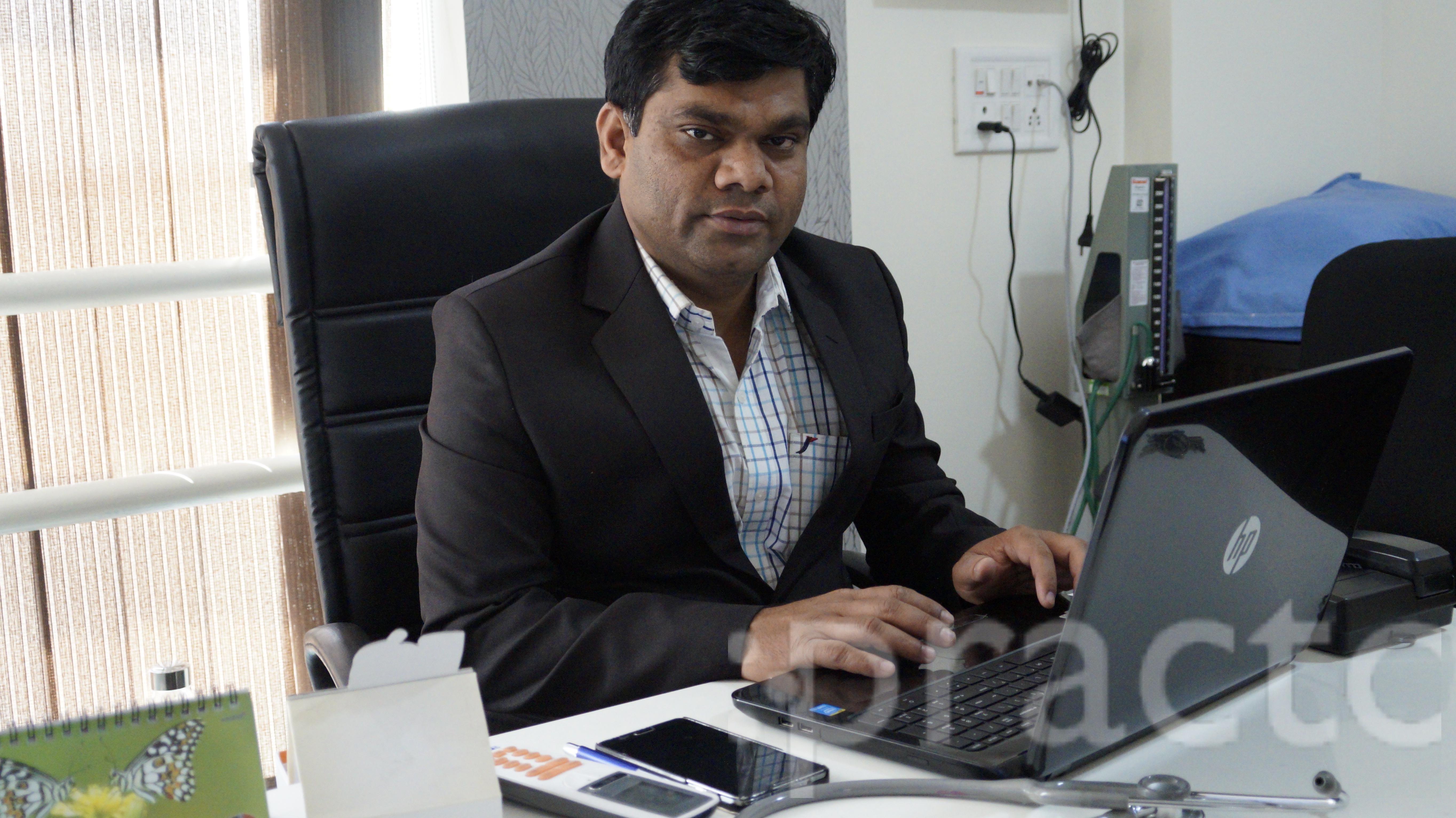 Dr. Ganesh P Rajguru - General Physician