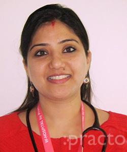 Dr. Gargi Mathur - Pediatrician