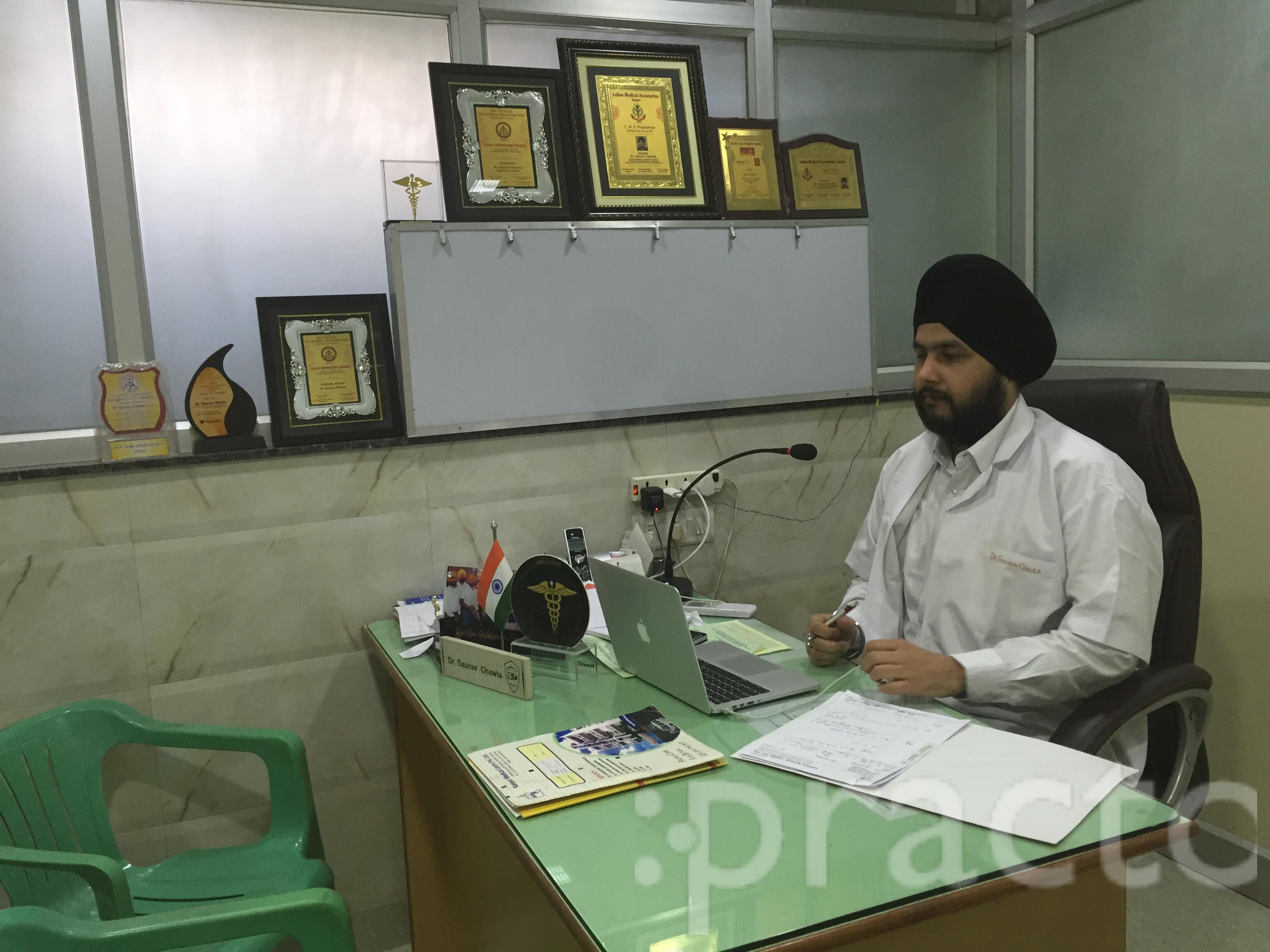 Dr. Gaurav Chawla - Gastroenterologist