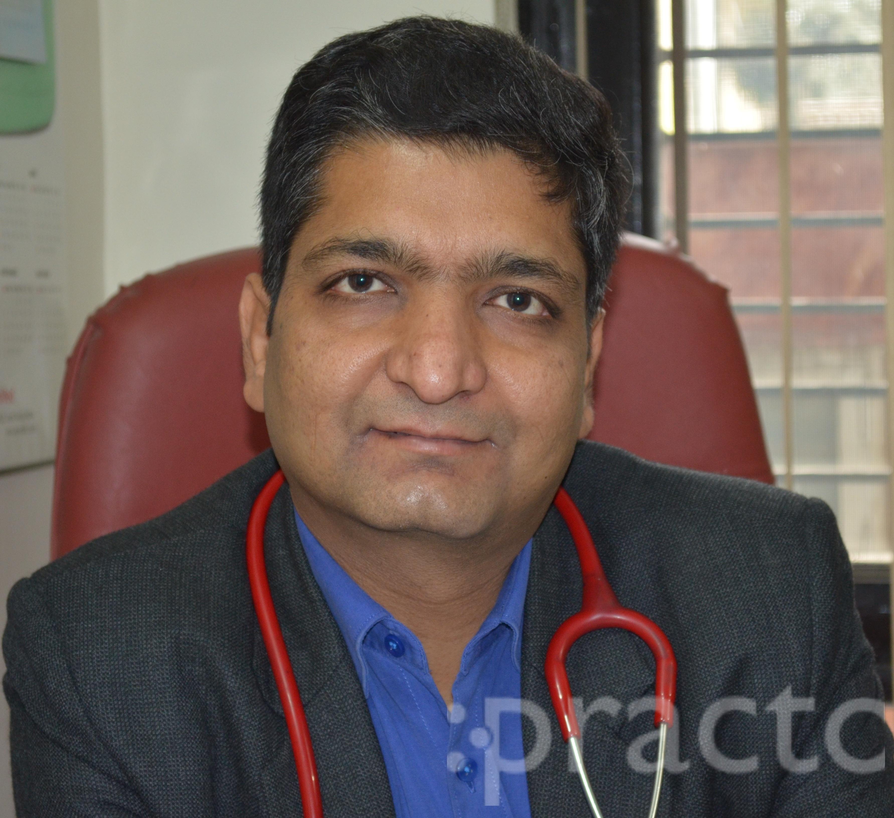 Dr. Gaurav Gupta - Pediatrician