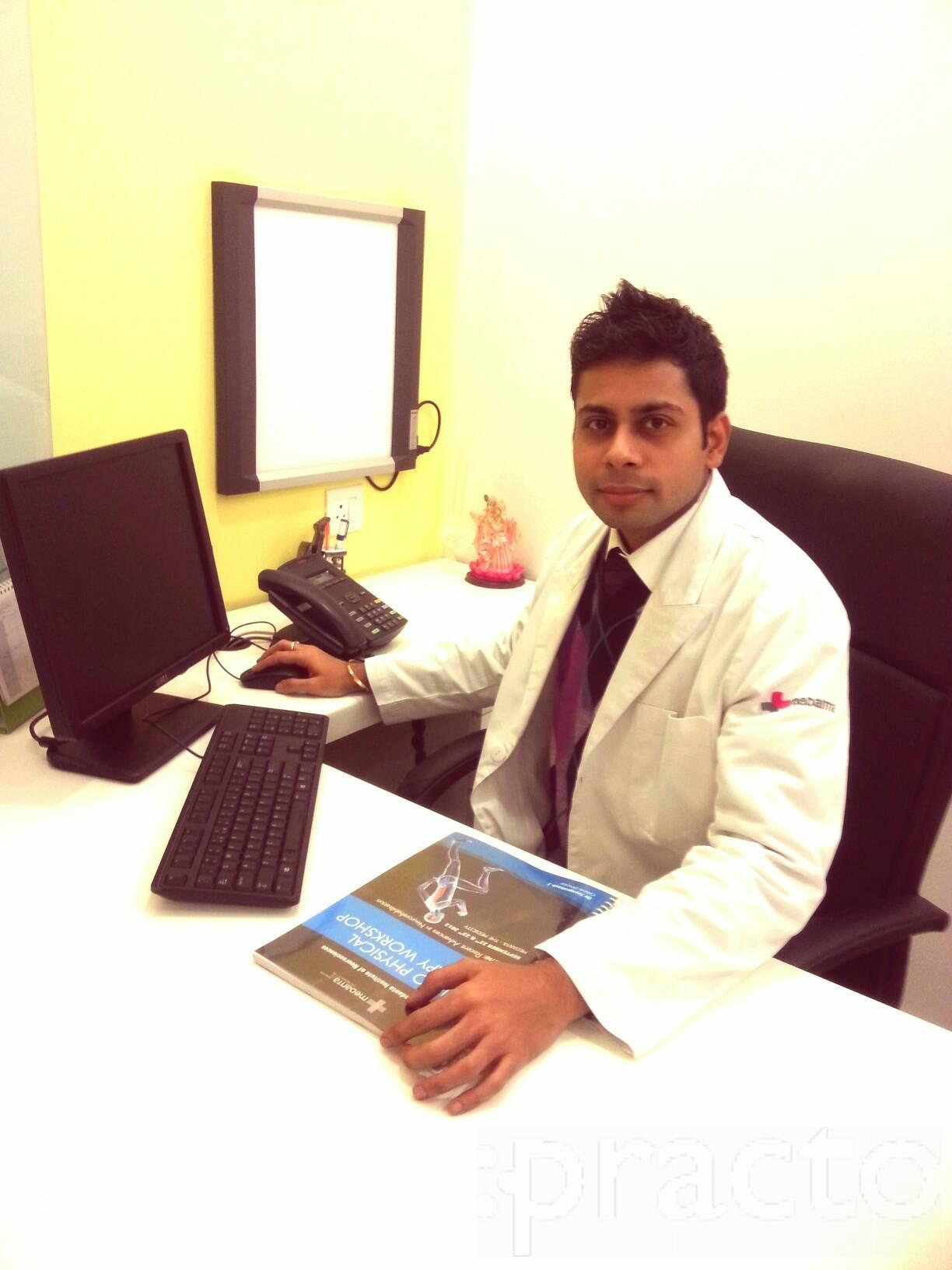 Dr. Gaurav Mohan(PT) - Physiotherapist