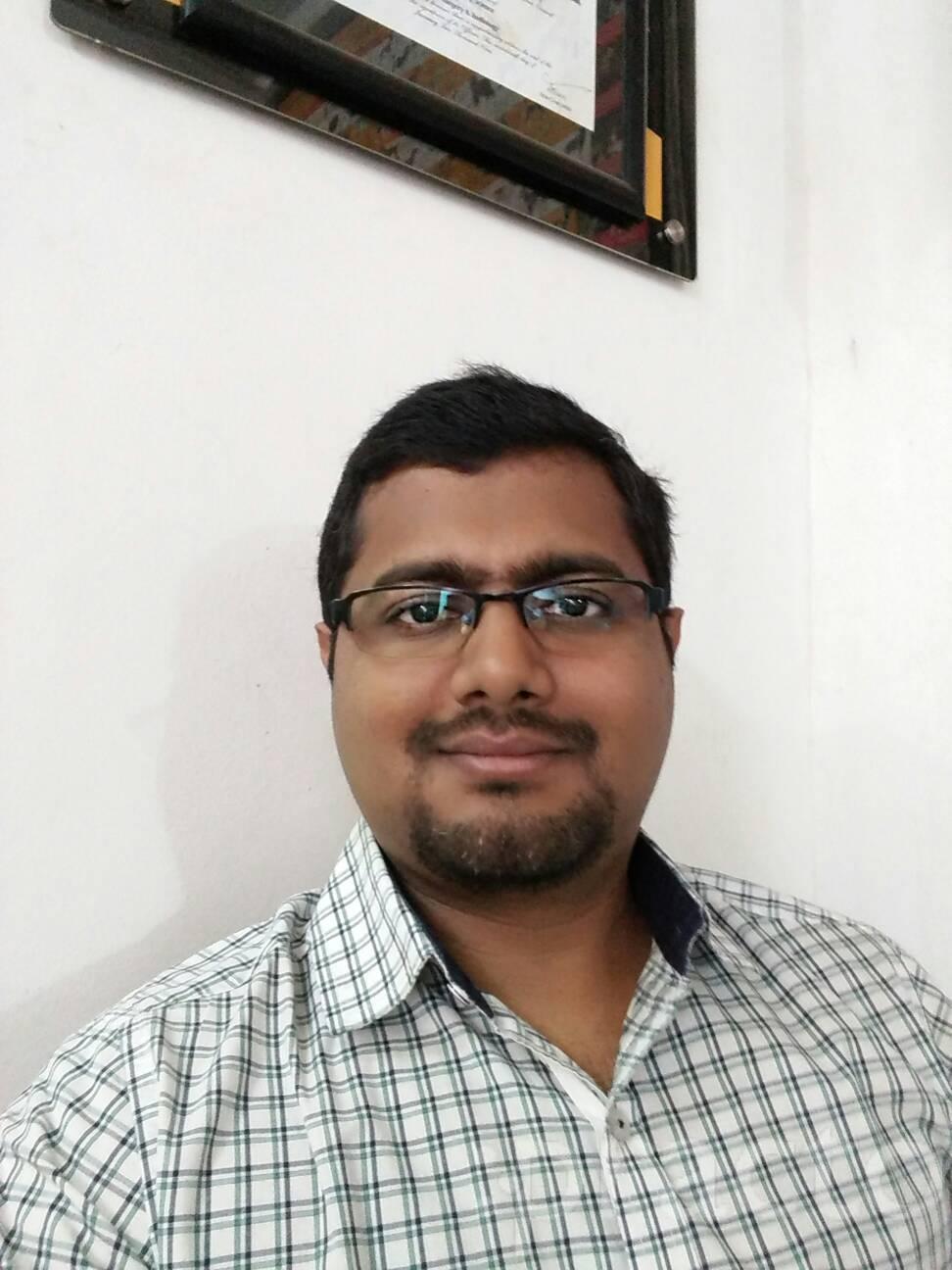 Dr. Gaurav Pardeshi - Veterinary Surgeon