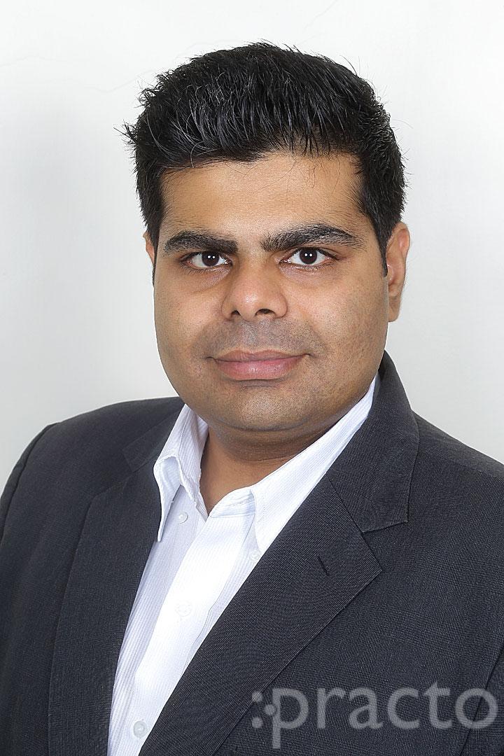 Dr. Gaurav Poplai - Dentist