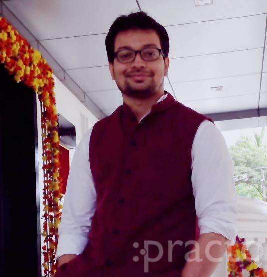 Dr. Gautam Pinge - Internal Medicine