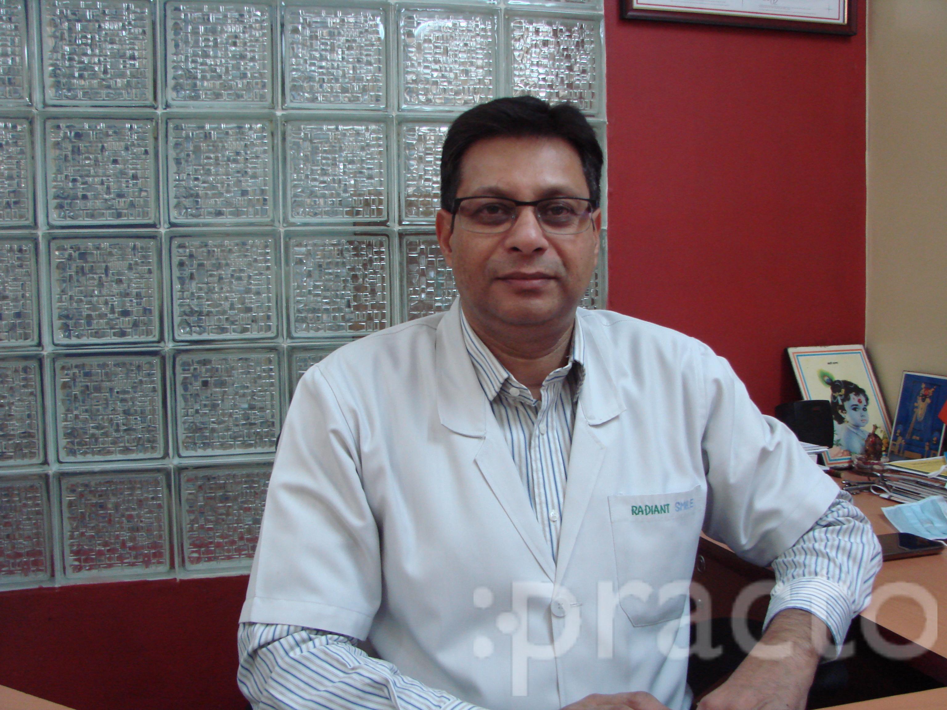 Dr. Gautam Sharma - Dentist