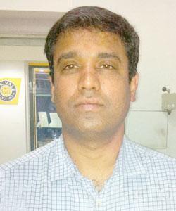Dr. Gautam Shetty - Dentist