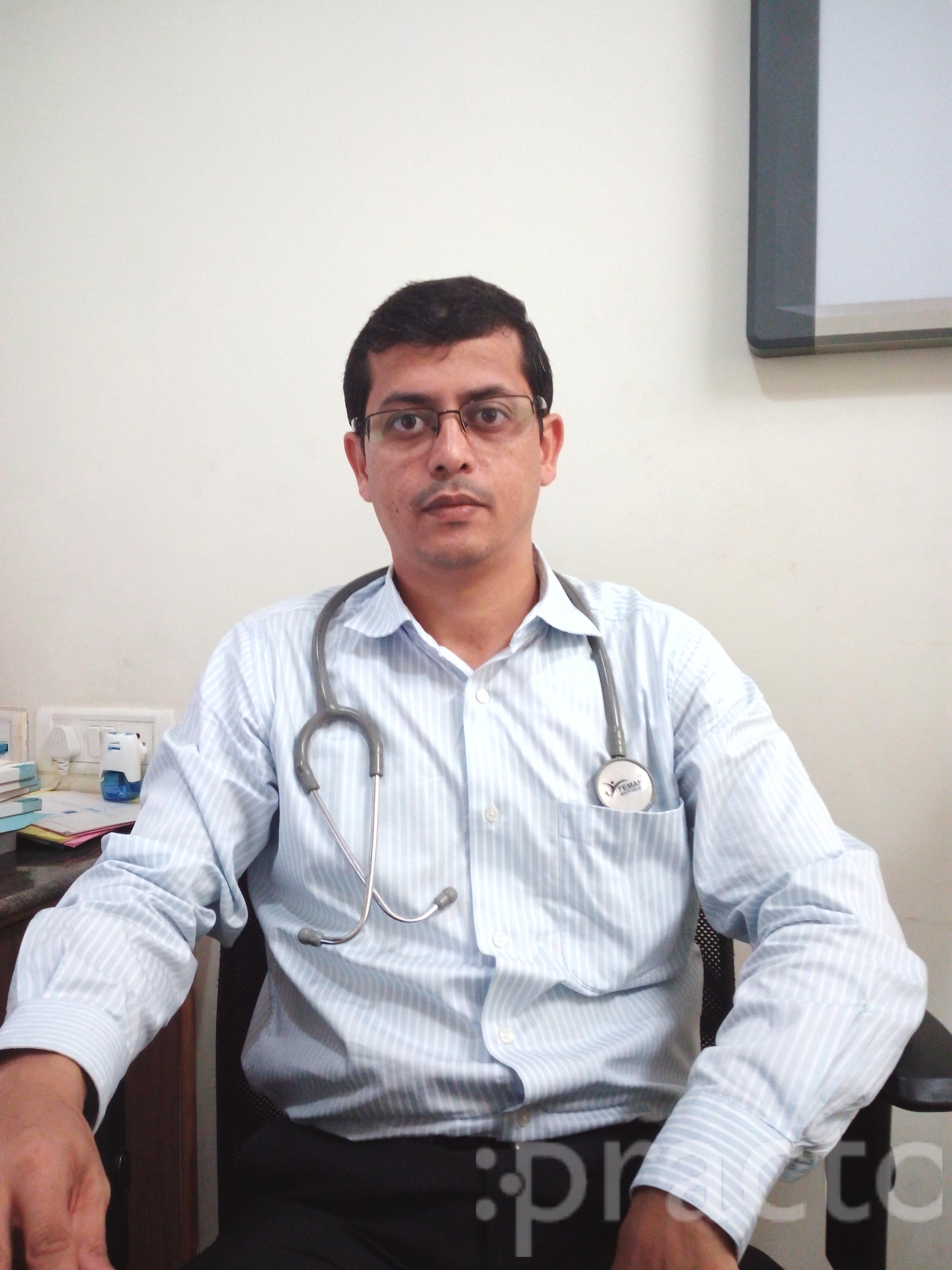 Dr. Girish Gadre - Neurologist